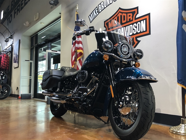 2020 Harley-Davidson Touring Heritage Classic 114 at Mike Bruno's Bayou Country Harley-Davidson