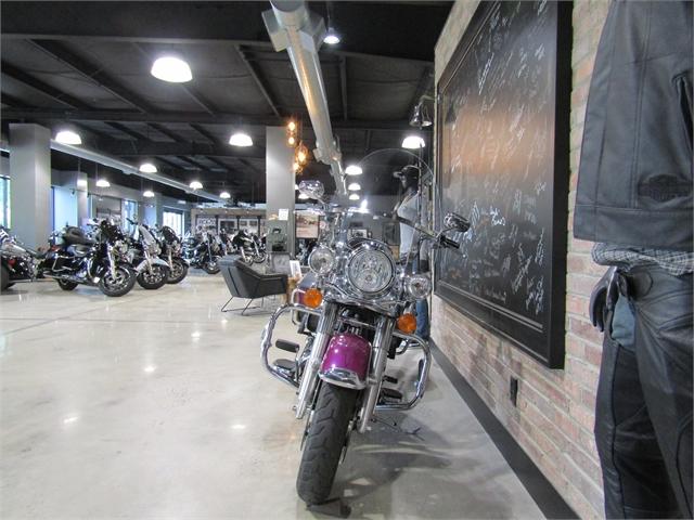 2016 Harley-Davidson Road King Base at Cox's Double Eagle Harley-Davidson