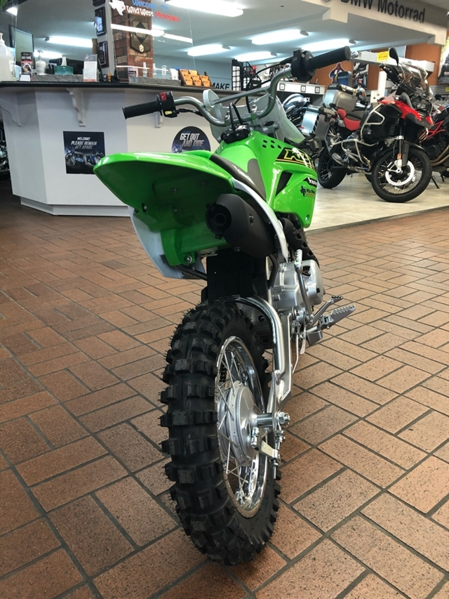 2021 Kawasaki KLX 110R at Wild West Motoplex