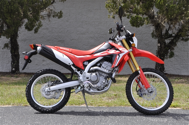 2017 Honda CRF 250L at Seminole PowerSports North, Eustis, FL 32726