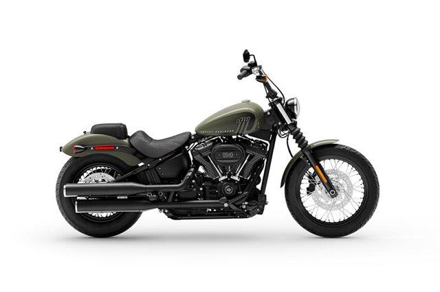 2021 Harley-Davidson Cruiser FXBBS Street Bob 114 at M & S Harley-Davidson