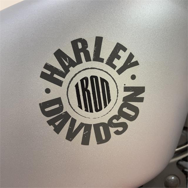 2020 Harley-Davidson Sportster Iron 883 at Harley-Davidson of Indianapolis