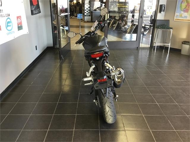 2019 Honda CB300R Base at Champion Motorsports