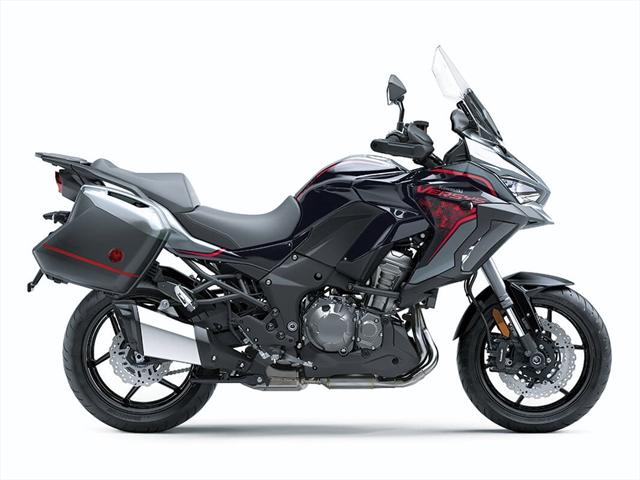 2021 Kawasaki Versys 1000 SE LT+ at Lynnwood Motoplex, Lynnwood, WA 98037