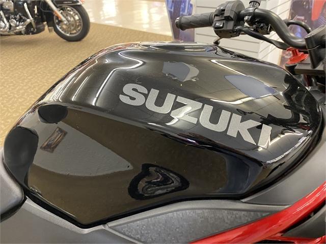 2018 Suzuki SV 650 at Columbia Powersports Supercenter