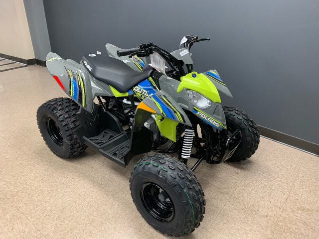2019 Polaris Outlaw 110 EFI at Sloan's Motorcycle, Murfreesboro, TN, 37129