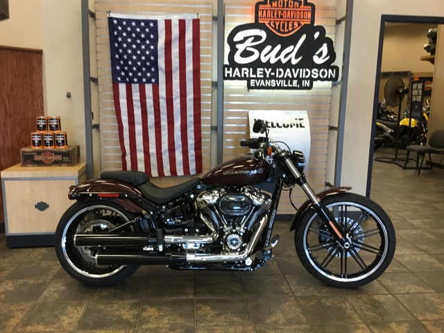 2018 Harley-Davidson Softail Breakout 114 at Bud's Harley-Davidson Redesign