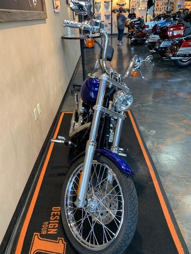 2007 Harley-Davidson Dyna Glide Wide Glide at Vandervest Harley-Davidson, Green Bay, WI 54303