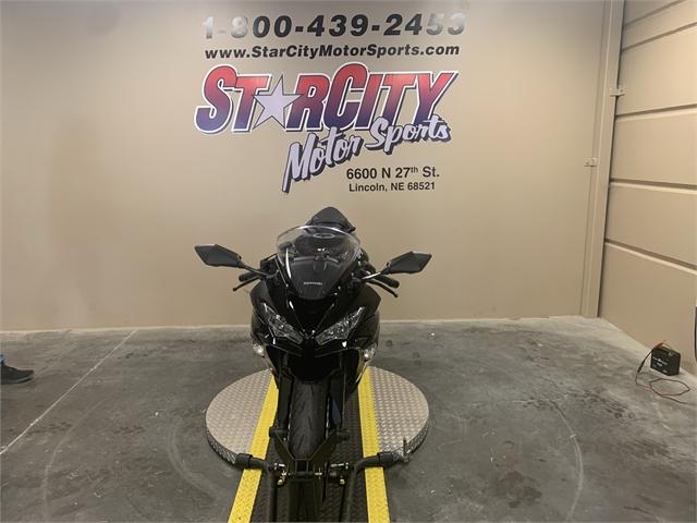2019 Kawasaki Ninja ZX-6R ABS at Star City Motor Sports