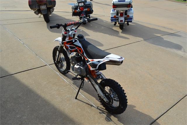 2022 KAYO TD125 at Shawnee Honda Polaris Kawasaki