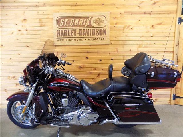 2013 Harley-Davidson Electra Glide CVO Ultra Classic at St. Croix Harley-Davidson