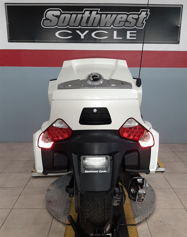 2012 Can-Am Spyder Roadster RT-Limited at Southwest Cycle, Cape Coral, FL 33909