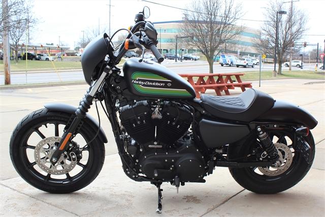 2021 Harley-Davidson Street XL 1200NS Iron 1200 at Doc's Harley-Davidson