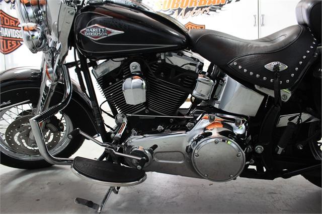 2009 Harley-Davidson Softail Heritage Softail Classic at Suburban Motors Harley-Davidson