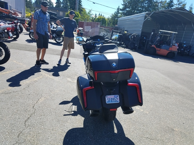 2018 BMW K1600 B Grand America 1600 B at Lynnwood Motoplex, Lynnwood, WA 98037