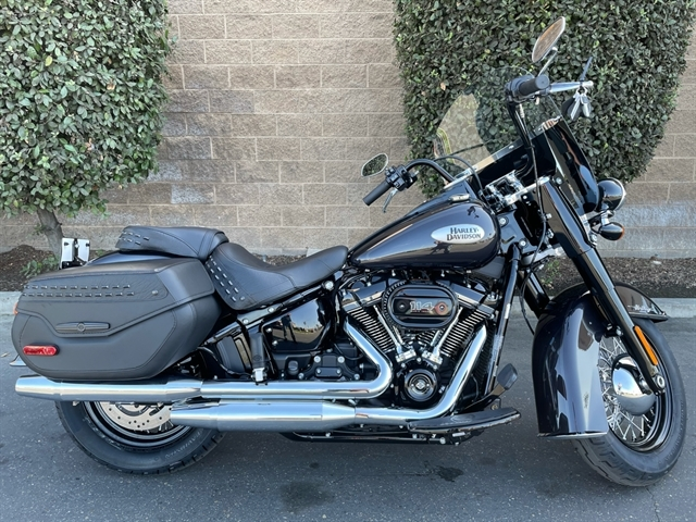 2021 Harley-Davidson Touring FLHCS Heritage Classic 114 at Fresno Harley-Davidson