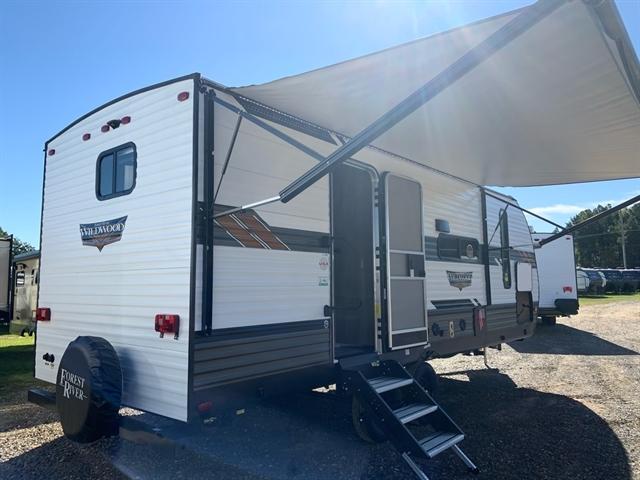 2021 Forest River Wildwood at Campers RV Center, Shreveport, LA 71129