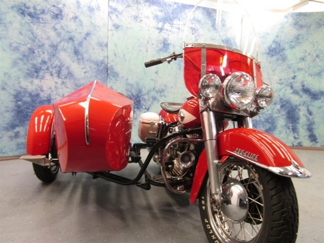 1959 HARLEY-DAVIDSON FLH WITH SIDECAR at #1 Cycle Center Harley-Davidson