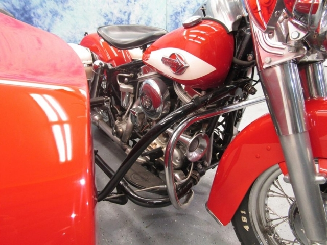 1959 HARLEY-DAVIDSON FLH WITH SIDECAR at #1 Cycle Center Harley-Davidson
