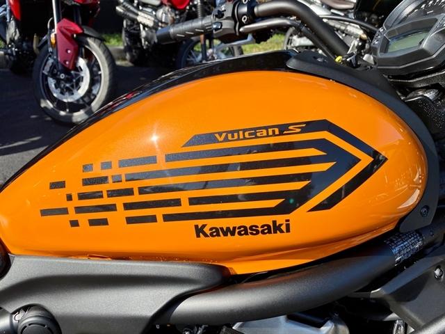 2019 Kawasaki Vulcan S ABS Café at Tampa Triumph, Tampa, FL 33614