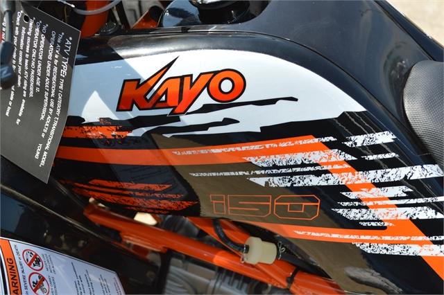 2021 Kayo STORM 150 at Shawnee Honda Polaris Kawasaki