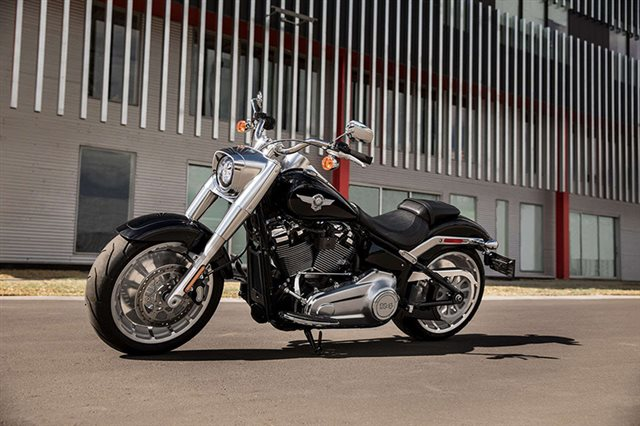 2019 Harley-Davidson Softail Fat Boy 114 at Texarkana Harley-Davidson