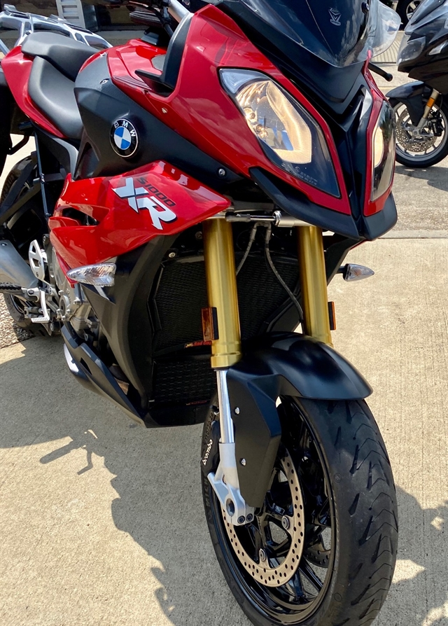 2016 BMW S 1000 XR at Shreveport Cycles