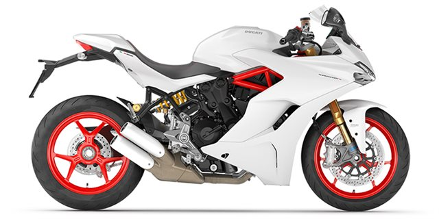 2018 Ducati SuperSport S at Frontline Eurosports
