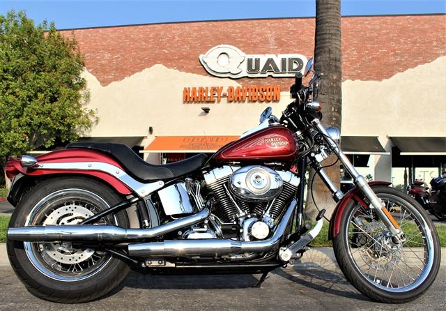 2009 Harley-Davidson Softail Custom at Quaid Harley-Davidson, Loma Linda, CA 92354