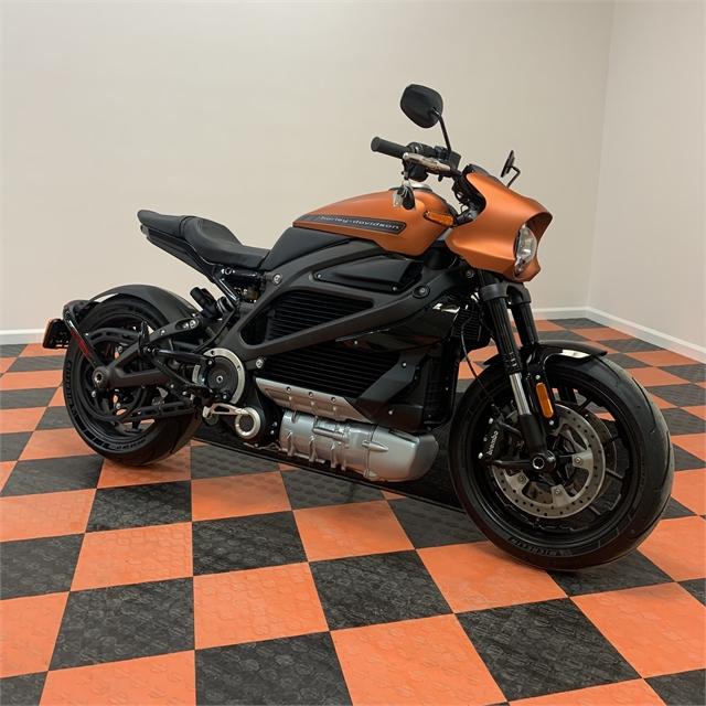 2020 Harley-Davidson Electric LiveWire at Harley-Davidson of Indianapolis