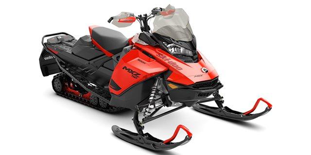 2021 Ski-Doo MXZTNT 850 E-TEC ES Ice Ripper XT 125 at Hebeler Sales & Service, Lockport, NY 14094