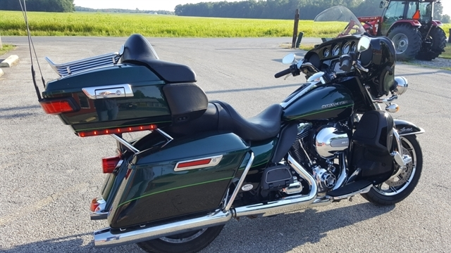2015 Harley-Davidson Electra Glide Ultra Limited at Thornton's Motorcycle - Versailles, IN