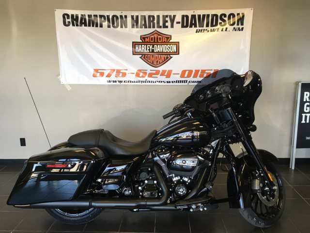 2019 Harley-Davidson Street Glide Special at Champion H-D Redesign