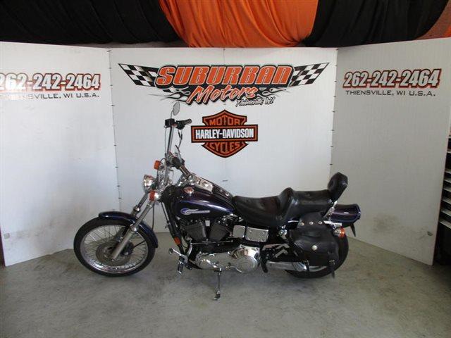 1995 HD FXDWG at Suburban Motors Harley-Davidson