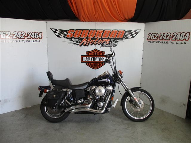 1995 HD FXDWG at Suburban Motors Harley-Davidson