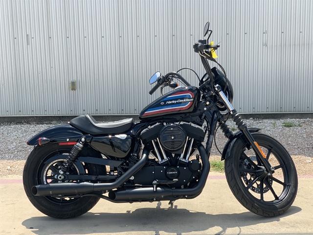 2020 Harley-Davidson Sportster Iron 1200 at Gruene Harley-Davidson