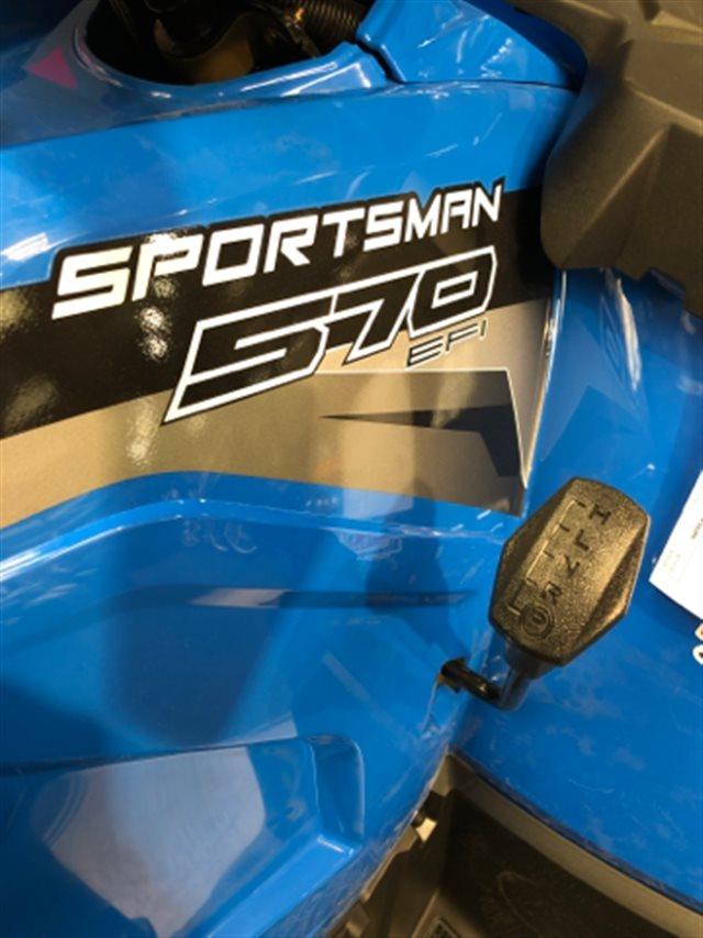 2019 Polaris Sportsman 570 EPS at Sloan's Motorcycle, Murfreesboro, TN, 37129
