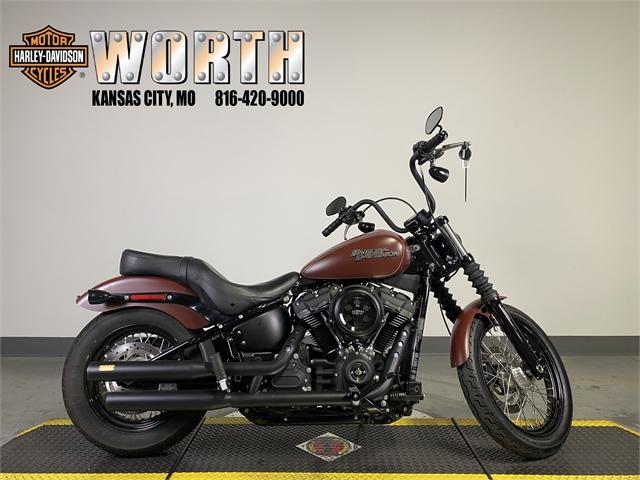 2018 Harley-Davidson Softail Street Bob at Worth Harley-Davidson
