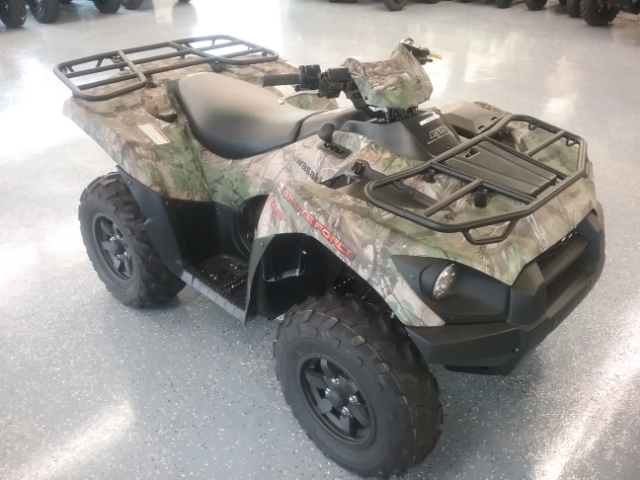 2017 Kawasaki Brute Force 750 4x4i EPS Camo at Thornton's Motorcycle - Versailles, IN
