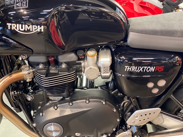 2020 Triumph Thruxton RS at Frontline Eurosports