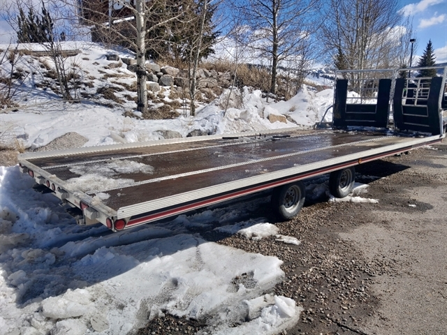 2013 Triton Trailers 22 FT ELITE at Power World Sports, Granby, CO 80446