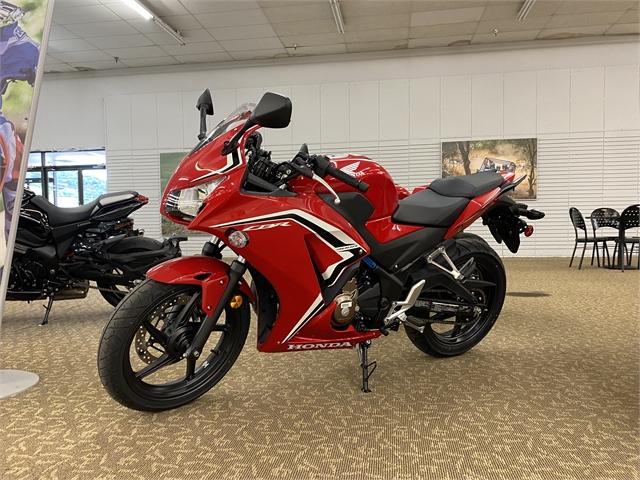 2021 Honda CBR300R Base at Columbia Powersports Supercenter