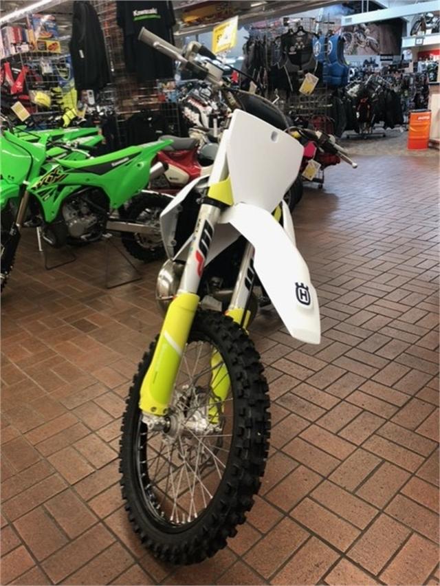 2021 Husqvarna TC 250 at Wild West Motoplex