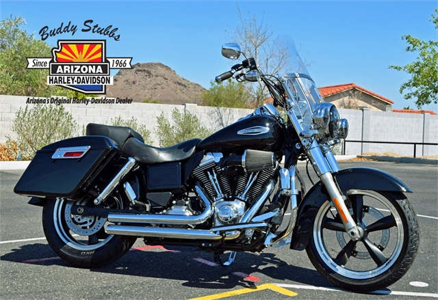 2012 Harley-Davidson Dyna Glide Switchback at Buddy Stubbs Arizona Harley-Davidson