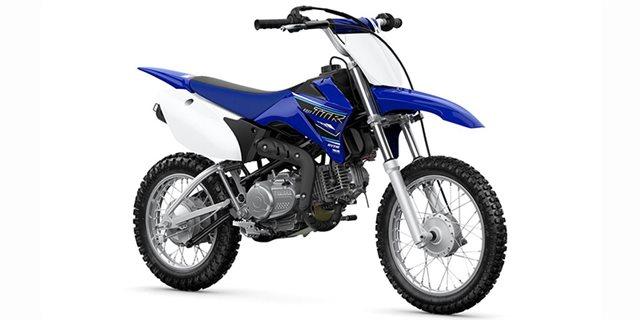 2021 Yamaha TT-R 110E at Wild West Motoplex