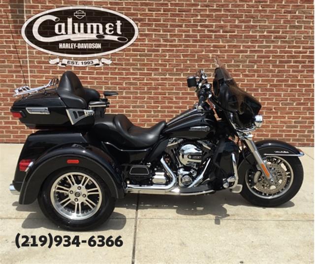 2015 Harley-Davidson Trike Tri Glide® Ultra at Calumet Harley-Davidson®, Munster, IN 46321