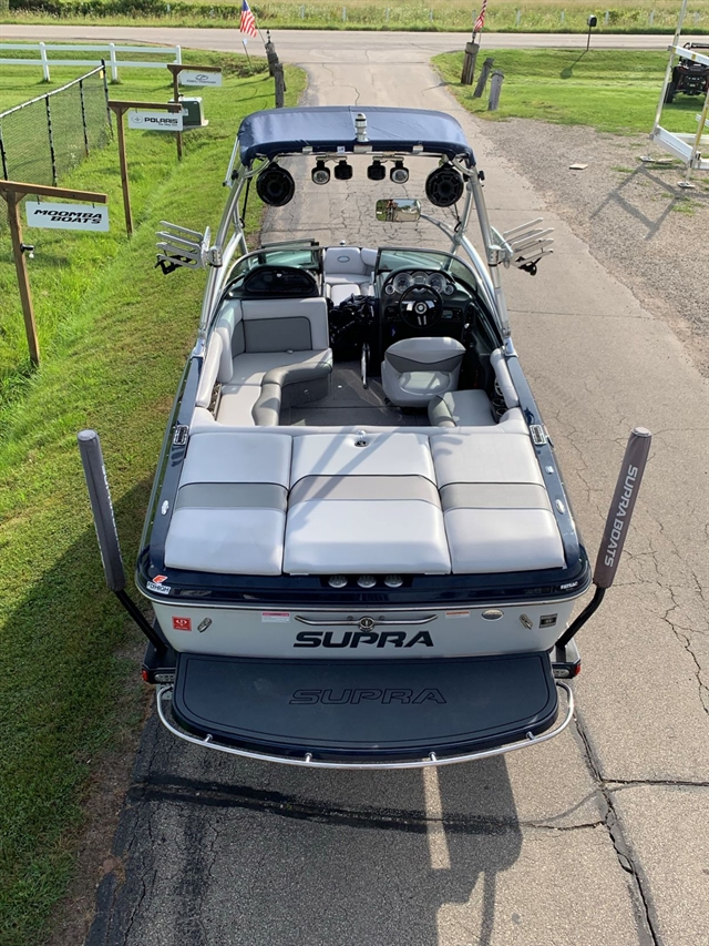 2008 SUPRA LAUNCH 20SSV at Fort Fremont Marine, Fremont, WI 54940