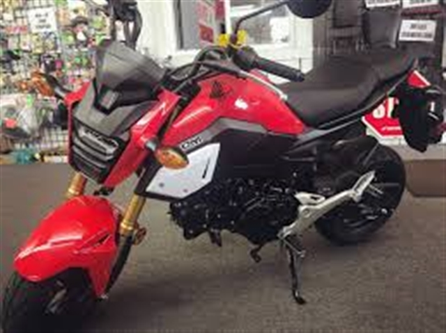 2019 Honda Grom Base at Kent Powersports of Austin, Kyle, TX 78640