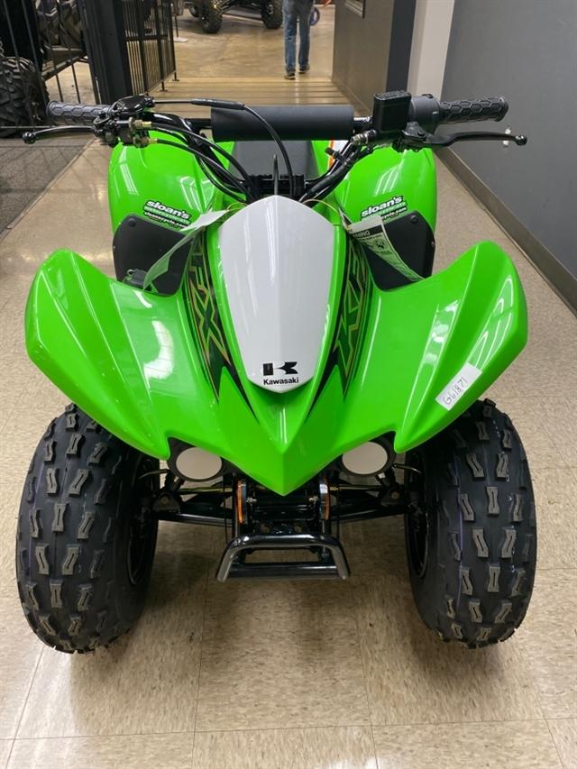 2021 Kawasaki KFX 90 at Sloans Motorcycle ATV, Murfreesboro, TN, 37129