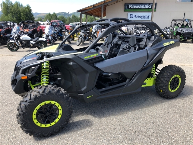 2020 Can-Am™ Maverick X3 DS TURBO R at Power World Sports, Granby, CO 80446